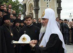 Патриарх назвал голодомор общей трагедией РФ и Украины
