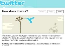 Британские чиновники начали осваивать Twitter