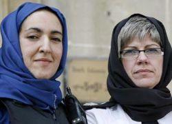 К униформе британских полицейских добавился хиджаб