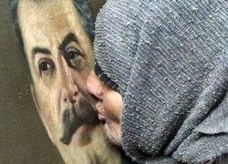 Сталин - злодей, а СССР - царство антихриста?
