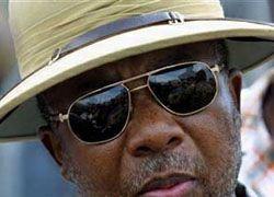 Экс-президента Либерии судят за каннибализм