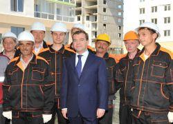 Строители расстроили Медведева