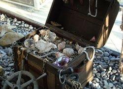 Кладоискатель нашел пиратский корабль с золотом