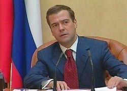 Медведев нашел деньги для зарплаты
