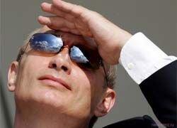 Путин рассчитывает на рост экономики в 2010 году