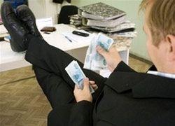 Минюст: конкурс по откатам
