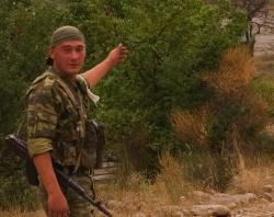 Со стороны Грузии минометом обстреляли Цхинвал
