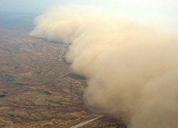 Столица Ирака парализована сильнейшей песчаной бурей