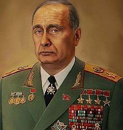 Почему у Путина нет наград?