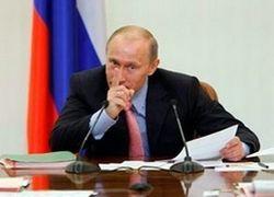 Путин взялся за лекарства