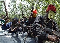 """В Нигерии полиция осадила базу боевиков \""""Боко Харам\"""""""