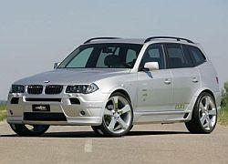 На смену BMW X3 идет…X3