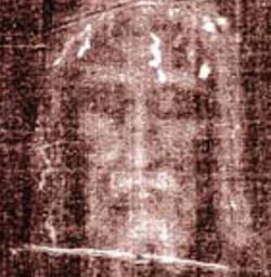 На Туринской плащанице обнаружена надпись