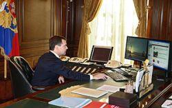 Шекспировские страсти из-за блога Дмитрия Медведева