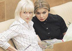 Кобыла в Сенате: Хоркина обходит Кабаеву?