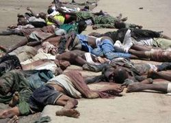 В Нигерии убили лидера исламистской группировки