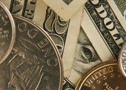 Доллар рухнул на 60 копеек