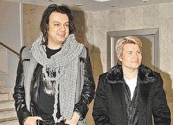 Киркоров отказался выходить на сцену с Басковым