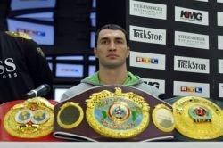 Владимир Кличко выйдет в ринг 12 декабря
