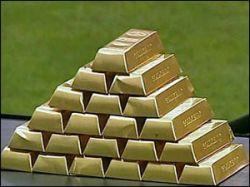Золотой запас России вновь превысил $ 400 млрд