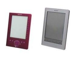 Sony готовит две новые электронные книги