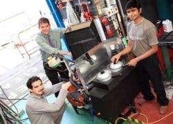 Ученым удалось скрестить печь с холодильником