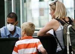 Сахалинские дети не поедут за границу из-за А/H1N1
