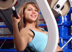 Женщины получают больше пользы от физкультуры