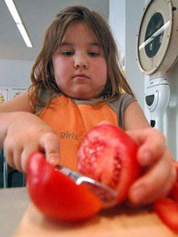 В Польше с ожирением детей борются обязательной диетой