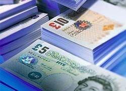 Великобритания выделяет банкам рекордные суммы
