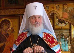 Патриарх призвал моряков РФ и Украины к терпимости