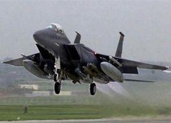 США направляют в Южную Корею истребители F-15