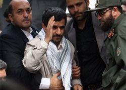 Иранские оппозиционеры бегут из Тегерана