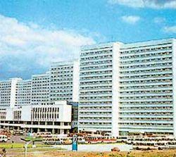 "В гостинице \""Севастополь\"" - контрабанда на миллиард"