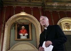 Католический архиепископ осудил e-mail и SMS