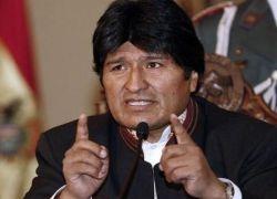 Эво Моралес пообещал каждой молодой семье по дому