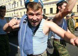 Кавказцы и десантники подрались в Нижнем Новгороде