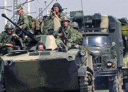 Грузинская война и кремлевские раздоры