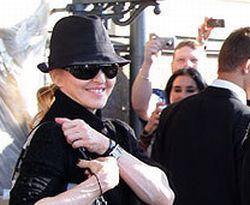 Мадонна в Питере: мокро и не сладко