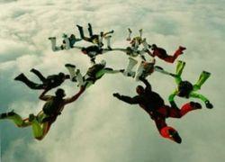 В США парашютисты установили новый мировой рекорд