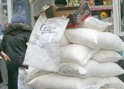 Цена на сахар достигла 20-летнего максимума