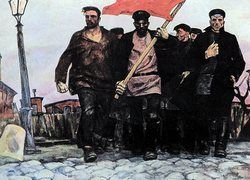 Покажите мне российский пролетариат