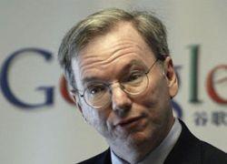Глава Google покидает совет директоров Apple