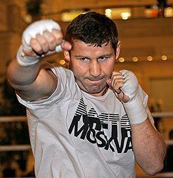 Султан Ибрагимов: Я точно остаюсь в боксе
