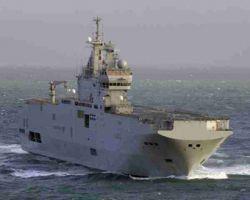 Россия приобретет у Франции вертолетоносец