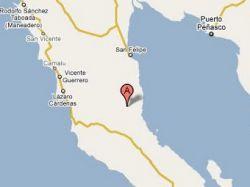 В Мексике произошло семибалльное землетрясение