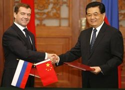 Россия - Китай: кто будет сердиться последним