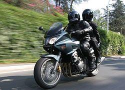 Мотоцикл на батарейках появится в следующем году
