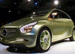 Mercedes-Benz разработал экологичный гибрид