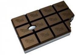 Шоколадная мышь - оригинальный подарок